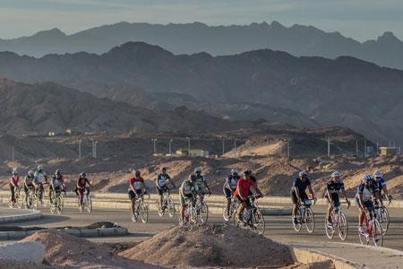 GBI riding their bikes