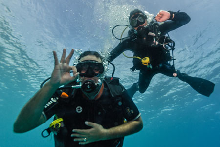 Introduction to Scuba Diving - Dahab