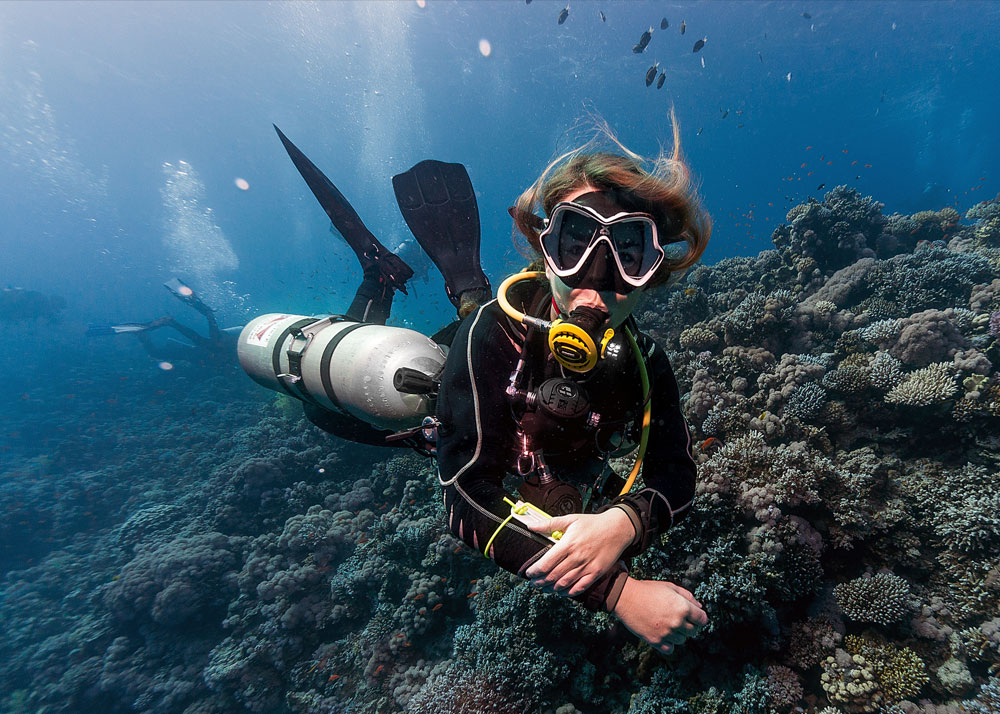 Sidemount - Diving Specialty
