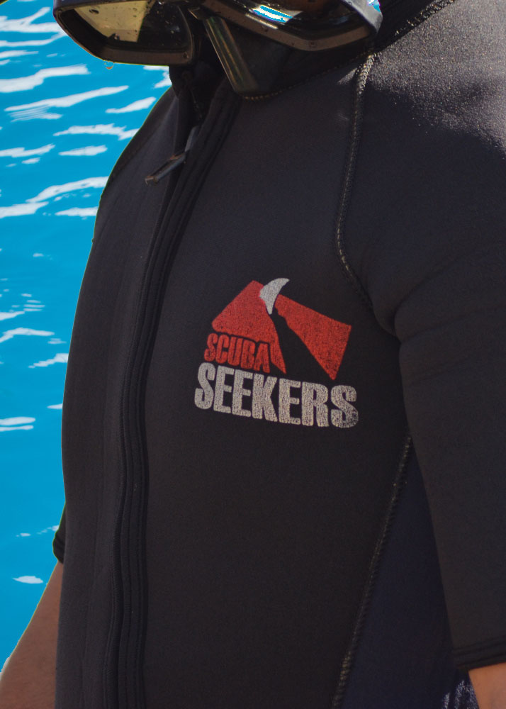 Scuba Seekers suit